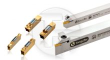 TaeguTec's Optimized Parting & Grooving line expands