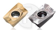 CHASEMILL_APCT 17-ML and AL Type Inserts With Helical Ground Edge Released