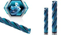 SFEEDDRILL_SOLID-3-DRILL New 3 Flutes Solid Carbide Drill for Increased Productivity