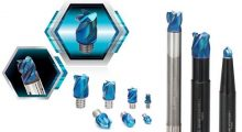 SFEEDMILL_MAXI-RUSH Head Changeable Type Solid End Mill
