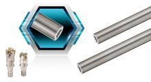 MILLING_T-FLEXTEC New Carbide Shank for Small Size M06 Modular Type End Mills