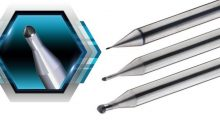 SOLID END MILL_HARD-MILL New CBN Ball End Mill for Machining High-hardness Materials