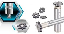 SFEEDMILL_MAXI-SLOT Quick Changeable Solid Carbide Head for Multiple Machining