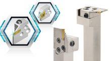 티클램프_COOL-BURST 절단 및 홈 가공용 고압 급유형 카트리지 제품